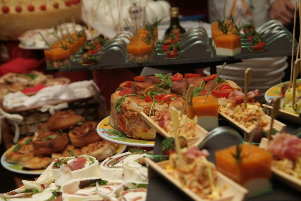 Servizio Catering e allestimento punti ristoro